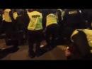 POLSKA POLICJA ZOMO 12.17 WIEJSKA SEJM UCIECZKA SZCZURÓW POLICJA ATAKUJE OBYWATELI