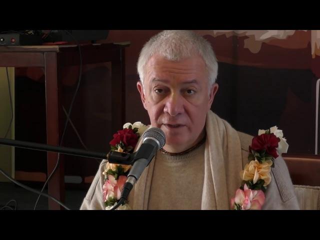 Этика духовного лидера-слуги - Е.М.Чайтанья Чандра Чаран Прабху