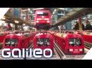 Weltrekord Lokomotive Galileo ProSieben
