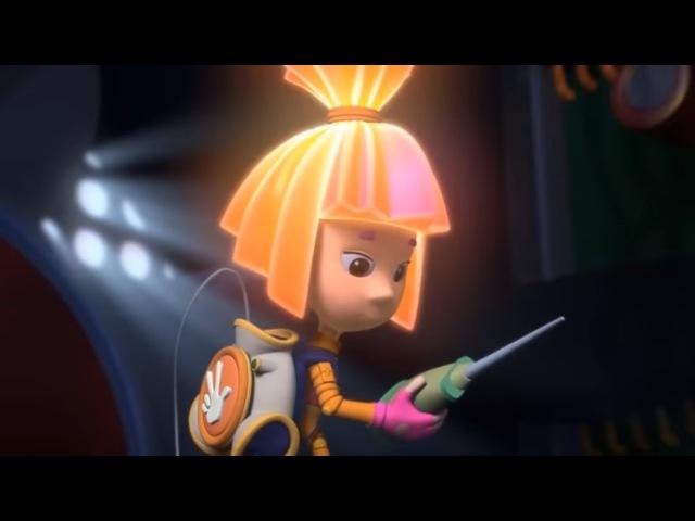 Lehrreicher Kinderfilm - Die Fixies - 5 Folgen in einem Video - Sammlung 7