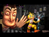 [FNAF SFM] PROTAGONIST VS ANIMATRONICS VS NEIGHBOR Animation Compilation (FNAF Animated) Season  2