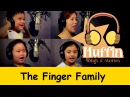 The Finger Family Daddy Finger Family Sing Along - Muffin Songs