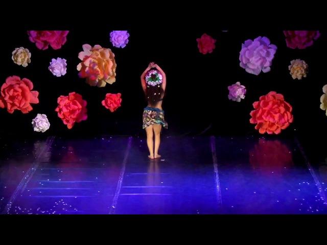 Irina DALIYA Shevchenko Bellynesian Tahiti fusion at the Goddess of the Orient festival 2016