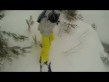 Mini. Abzakistan tusa 2016. Snowboarding 1080p. ZomAmigo prod. DaBro Inc.