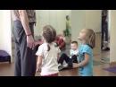 Детская йога c Антоном Сараевым