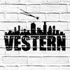 VESTERN — пуховые жилеты и пуховики с лого оптом