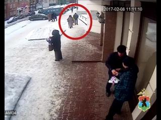 Розыск подозреваемого в грабеже в Петрозаводске, февраль, 2017