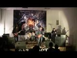 рок группа ИНДЕКС R. МЕТАЛ АРТ 01122013г Орехово-Зуево.
