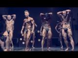 Bodybuilding Final. Kazahstan, Atyrau.