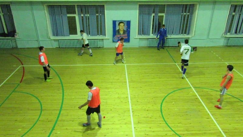 ИрГАУ vs Рекорд 14 гол Лёша Завражнов