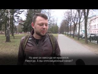 Чалавек ня ведае беларускую мову, бо вучыў яе ў вясковай школе
