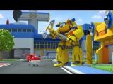 Супер Крылья: Джетт и его друзья - 29. Сбежавший Рекс
