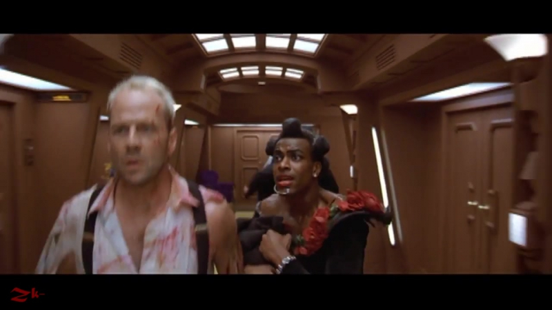 The Fifth Element - Chris Tucker (Ruby Rhod) Best Epic Momentы