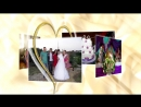Ситцевая свадьба.С годовщиной свадьбы любимый! Слайд-шоу на заказ из Ваших фото
