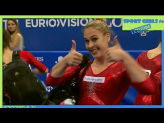 Womens Gymnastics - Very Beautiful Moments _ PART THREE _