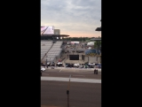 Bagpipes at Indy