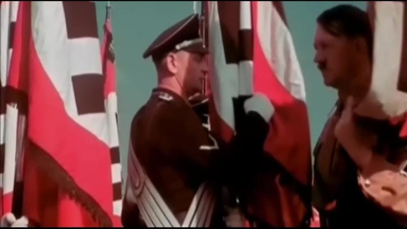 Эффект Нострадамуса - 4.Кровавая клятва Гитлера