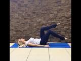 Простые упражнения для идеального тела 2