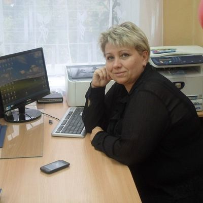 Наталья Орешкина