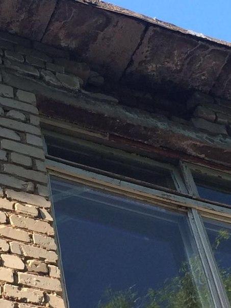 Житель Азнакаево пожаловался на обрушение кирпичной кладки в детсаде «Гнездышко» — «Народный контроль»