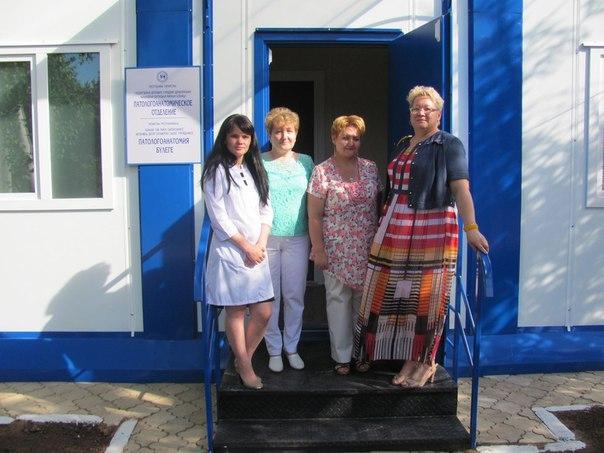 В Азнакаево открыли новое патологоанатомическое отделение