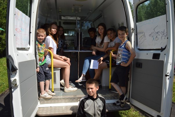 Сотрудники центра занятости Азнакаево провели профориентацию в лагере отдыха «Солнышко»