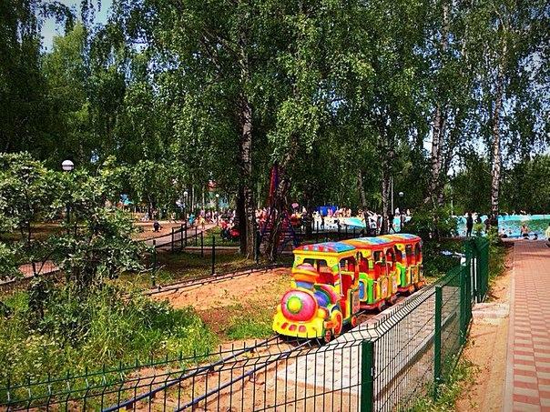 1 июля в Бавлах откроется детский парк аттракционов