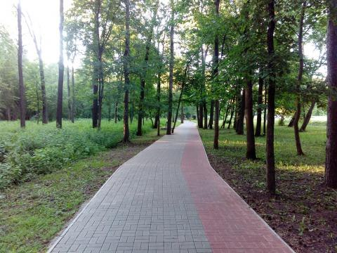 Жители Нижнекамска просят сделать в городе резиновые дорожки для бега
