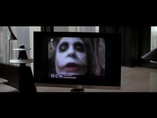 Джокер: Вы видите каким безумным Бэтмен сделал Готэм (Темный рыцарь)