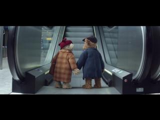 Путешествие пожилой пары плюшевых медведей