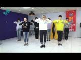 CUT 11.01.17  MADTOWN - TT (Twice cover) @ HeyoTV Private Life Эпизод 2