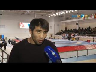 Garipov Marat in D. Konaev tournament in Taraz city