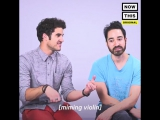 Now This: Darren and Chuck Criss guessing classic theme songs