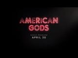 Новое промо с Пасхой сериала «Американские боги»