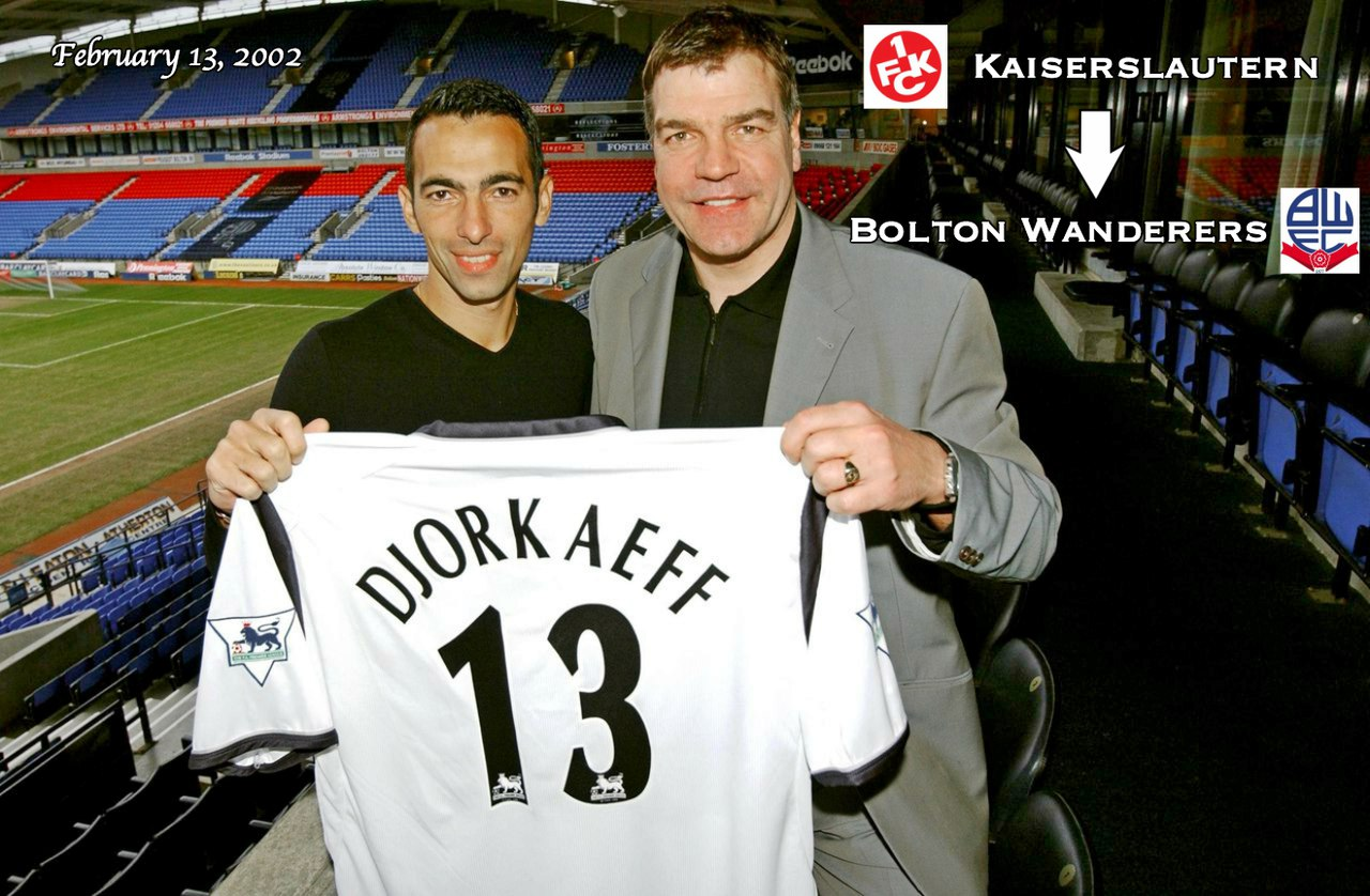 ON THIS DAY: In 2002, Youri Djorkaeff joined Bolton Wanderers