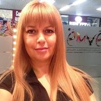 Анкета Анастасия Антонова