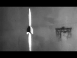 V-2 Rocket Launch at White Sands, New Mexico 1946-11-21 Universal Newsreel