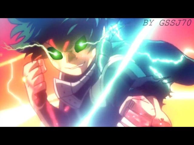 Boku no Hero Academia Season 2 [ AMV ] Last One Standing