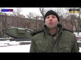 Italian anti fascist volunteer militia Andreo Palmeri in the People's Republic of Lugansk