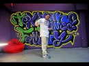 Bboy FastFoot workshop in Ramenskoe Technics Dance Family