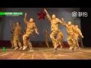 «Чик-чик» по-пекински китайские военные исполнили танец маленьких цыплят