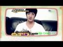 121003 MBLAQ Cheondung x 2NE1 Dara ( Weekly IDOL E63 Best Idol Family Rank #1)