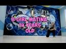 BGIRL MATINA | DOMINANT CREW | VLADIMIR, RUSSIA | 14 years old