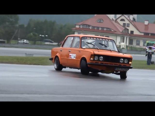 MARAKANT - Fiat 125p w akcji