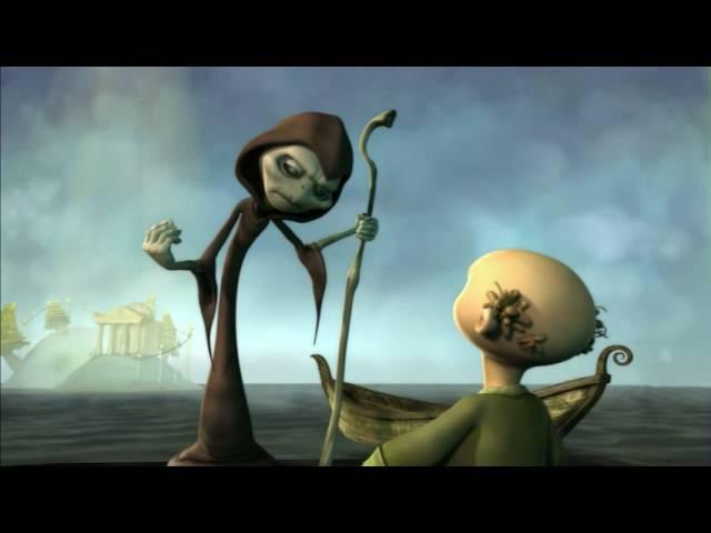 Смерть не обманешь короткометражный мультфильм