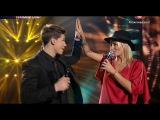 Х-фактор-5 Дмитрий Бабак feat Sarah Connor - Just one last dance Седьмой прямой эфир(20.12.2014)