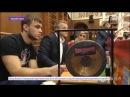 Репортаж телеканала 360, шоу единоборств Шаг в будущее