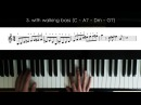 Oscar Peterson Jazz-Blues Lick (and 7 ways to practice it) │Jazz Piano Lesson 15