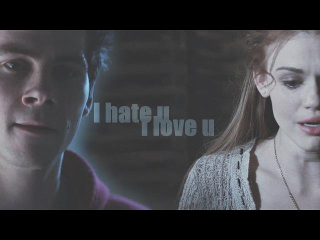 Stiles lydia | I hate u i love u