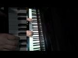 Соленый - Гробки (Два Два Девять piano cover)